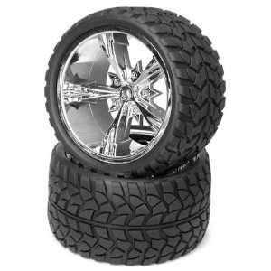 66423 Slayer Wheel w/Baller Tire (2): Toys & Games