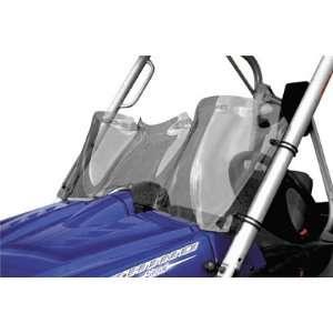 WINDSHIELD SPORT UTV YAM POWERMADD/MOTO VATION PM20102 Automotive