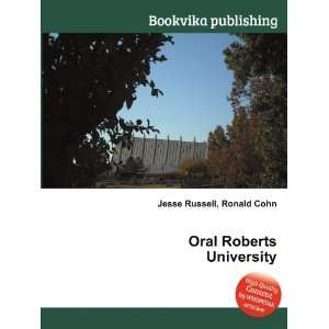 Oral Roberts University Ronald Cohn Jesse Russell Books