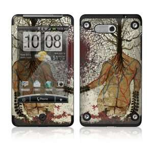 The Natural Woman Protective Skin Cover Decal Sticker for HTC Aria