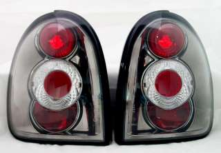 VAUXHALL Opel Corsa B Black 94 00 HALO Head Lights *J