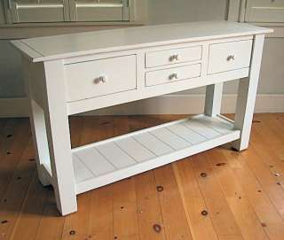 Cottage Style HUNTBOARD Sideboard KITCHEN ISLAND 30 Paints Stains