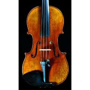 Antique Guarneri del Gesù 1740 Heifetz Violin: Musical Instruments
