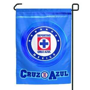 Club Deportivo Cruz Azul Garden Flag: Sports & Outdoors