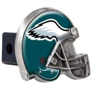 Philadelphia Eagles Great American Metal Helmet Trailer