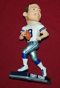 DALLAS COWBOYS TONY ROMO #9 NFL FOOTBALL BOBBLE HEAD