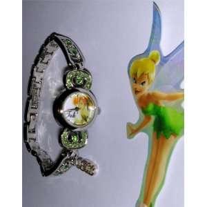 Disney Tinkerbell Fairies Girls Kids Junior Analog Watch
