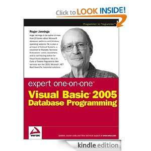 Expert One on One Visual Basic 2005 Database Programming [Kindle
