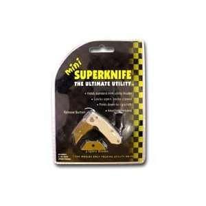 GERBER Mini SuperKnife, Aluminum, Silver Model 22 00801