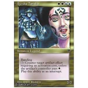 Ayesha Tanaka (Magic the Gathering   Chronicles   Ayesha