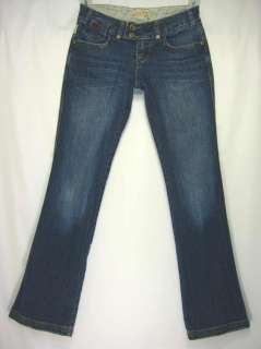 TYTE Flare Stretch Low Rise Womens Jean Size 3