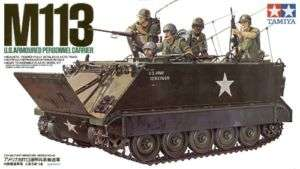 TAM35040 M 113 US Army Armoured Personnel Carrier Tank