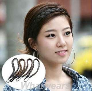Cute Girls Fashion Hair Extension Braid 2 Colors TB407