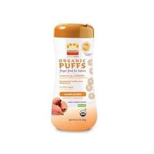 Happy Baby Sweet Potato Puffs (6/2.1oz): Grocery & Gourmet Food