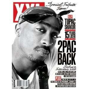 XXL Magazine September 2011  2PAC BACK Vanessa Satten Books