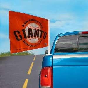 Rico San Francisco Giants Truck Flag   San Francisco Giants One Size