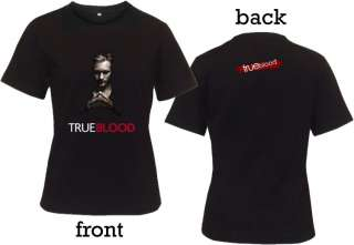 TRUE BLOOD WOMAN BLACK T SHIRT ASSORTED COLLECTION