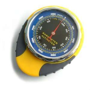 4 in1 Digital Barometer Altimeter with Compass Thermometer