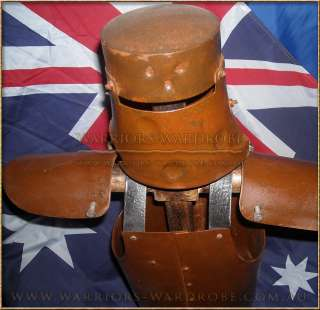 Ned Kelly Bushranger Irish Australian Mini armour suit