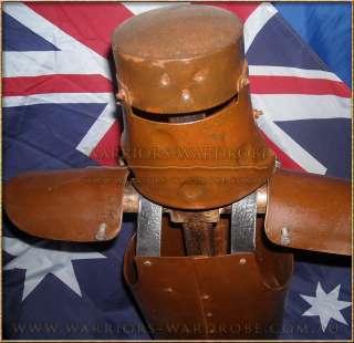 Ned Kelly Bushranger Irish Australian Mini armour suit