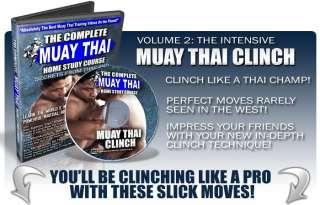 Muay Thai DVD Secrets from Thailand Instructional