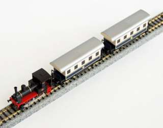 Steam Locomotive Train Set Blue (Pocket Line Series)   Kato 10 500 2