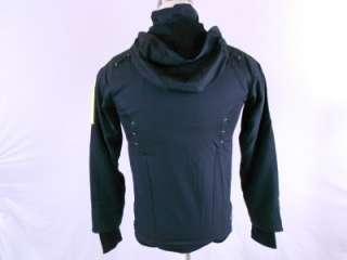 Adidas Predator Mens Medium M Soccer UCL Track Top Jacket Suit Black