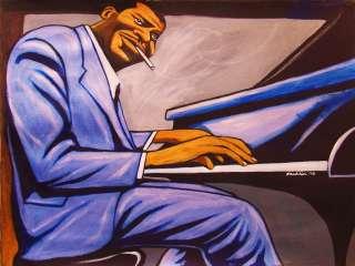 PAINTING jazz piano night train cd cole porter songbook live trio