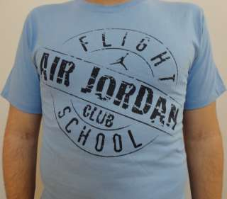 New Mens Michael Jordan Blue T Shirt Sz M ~~LOoks AmAzInG