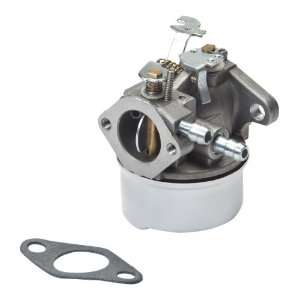 Carburetor Including Mounting Gasket For Tecumseh 640340