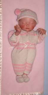 ASHTON DRAKE NEWBORN BABY DOLL W/ BIRTH CERT & BOX