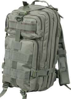 Military Style Medium Transport MOLLE Bag Backpack