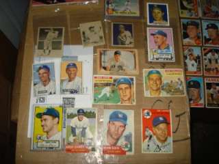 130+ OLD NEW YORK YANKEES CARDS 1939 88 Autos, RUTH MANTLE   FULL GAME