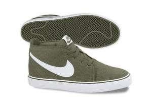 Nike Toki Canvas Iguana/White 446336 200 Sz 9   12