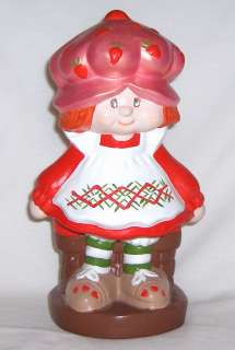 Strawberry Shortcake Vintage 10 Ceramic