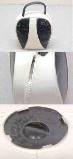 VINTAGE BOWLING BALL BAG FIGURAL STILL COIN PLASTIC SAVINGS BANK on ... 6635c660a5bb6