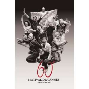 Cannes Film Festival 2007 Original Poster 24 X 32 Home