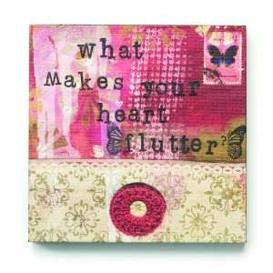 Rae Roberts Make Your Heart Flutter Wall Art   100584