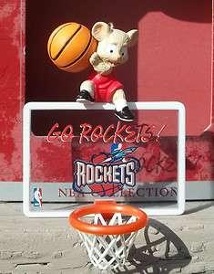 Keepsake 1998 HOUSTON ROCKETS NBA collection Basketball + Venice CD