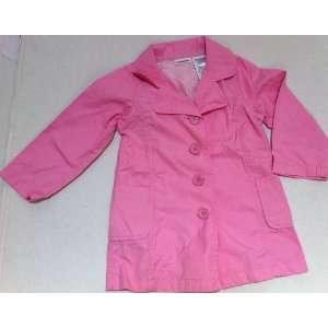 Baby Girl 24 Months, Pink Spring Jacket