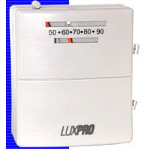 LuxPro PSM40SA Heat & Cool Thermostat
