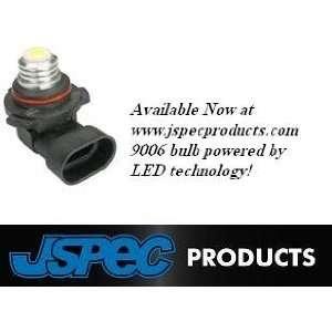 9006 HB4 High Powered LED 1 Watt Light Bulb in Pure White LED