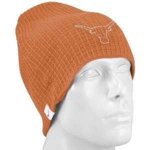 Nike Texas Longhorns Orange Third and Long Knit Beanie