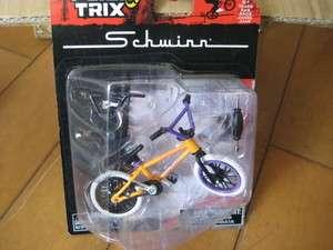 Finger Bike KHEbike orange FINGER BMX BIKE