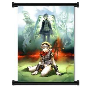 Shin Megami Tensei Persona 3 Game Fabric Wall Scroll Poster (31x45