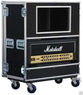 ATA CASE FOR Marshall JVM 410H with 6 SPACE RACK 3/8