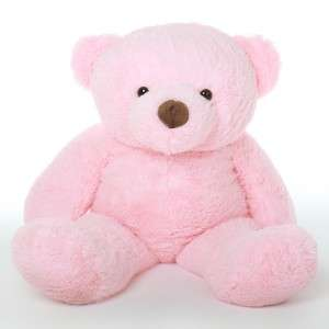 LIFE SIZE TEDDY BEAR PINK Teddy Bear Big Teddy Bears 46