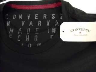 Converse John Varvatos Get Chucked T Shirt Black M