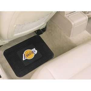 NBA Los Angeles Lakers Vinyl Rear Car Mat Rectangle 1.20 x 1.40
