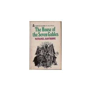 The House of the Seven Gables Nathaniel Hawthorn, Mary MacEwen Books
